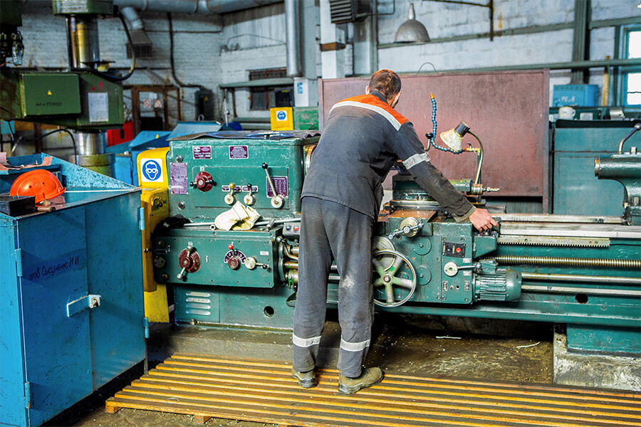 Hanleigh Lodge - Manufacturing Machinery Finance